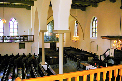 Oude- of Sint-Pancratiuskerk Brummen